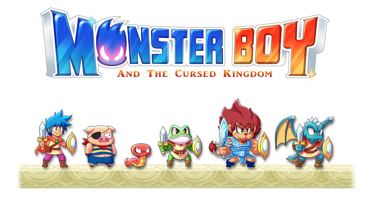 Monster Boy Development Blog