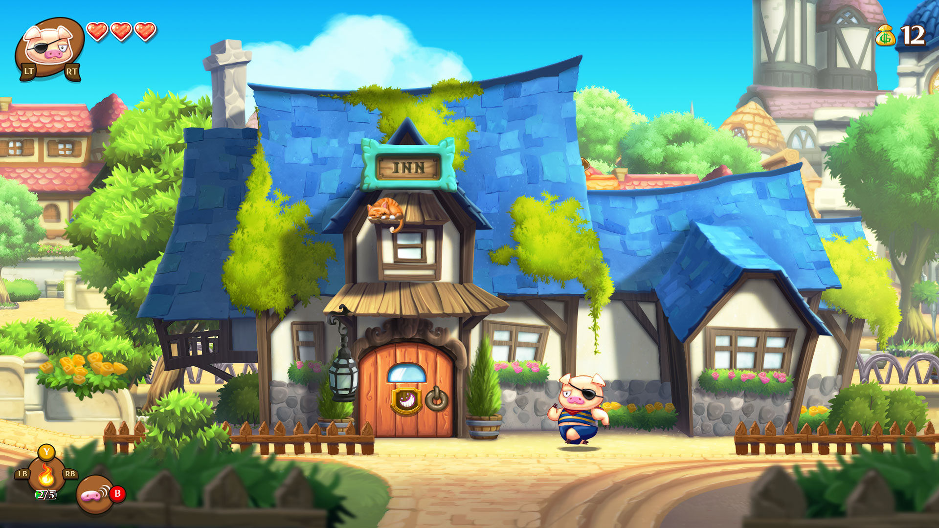 Welcome to the new Monster World Village | Monster Boy Development Blog